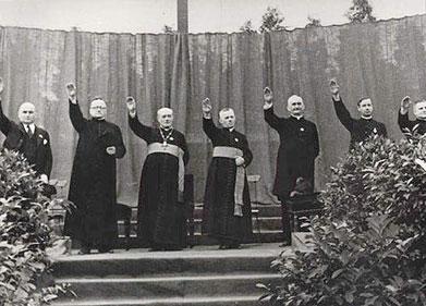 nazi preti