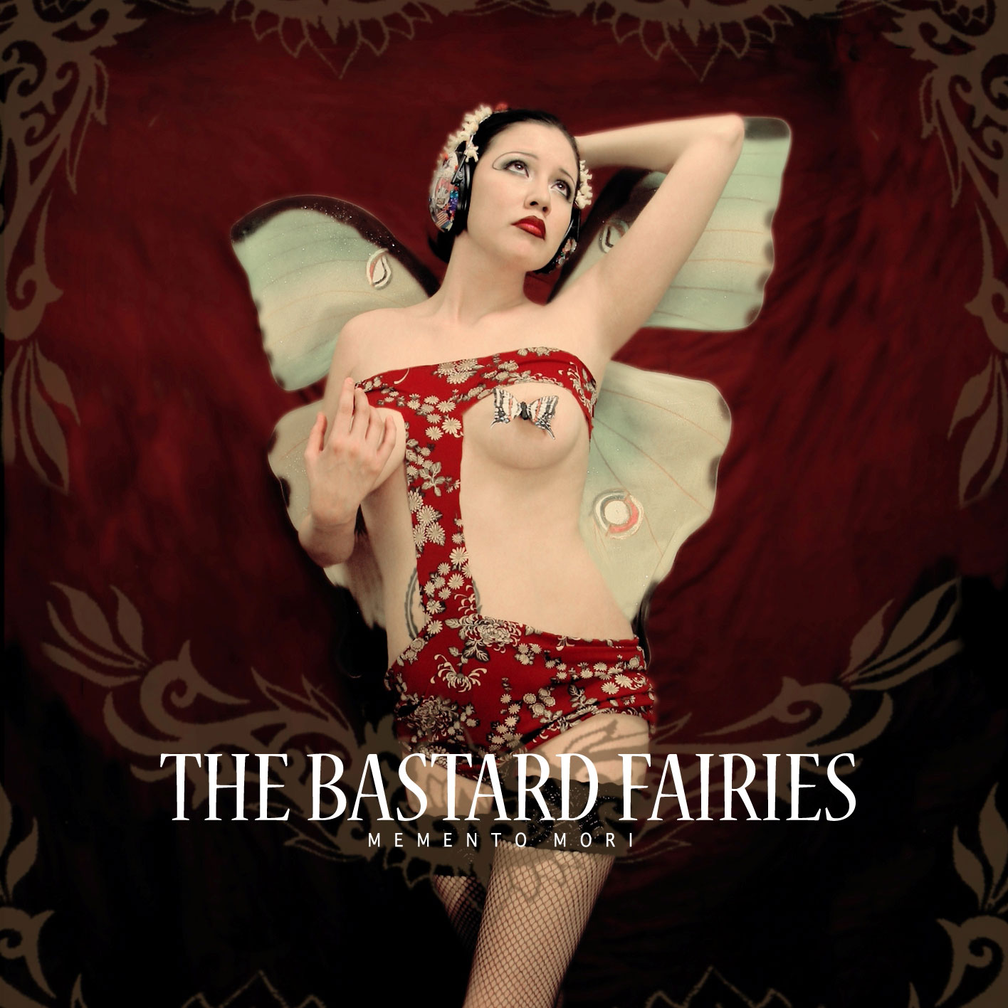 The Bastard Fairies Album COver